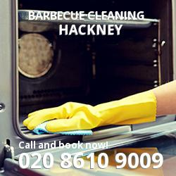 Hackney Barbecue Cleaning E8