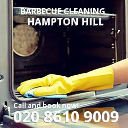 Hampton Hill Barbecue Cleaning TW12