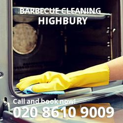 Highbury Barbecue Cleaning N5