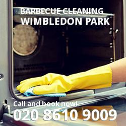 Wimbledon Park Barbecue Cleaning SW19