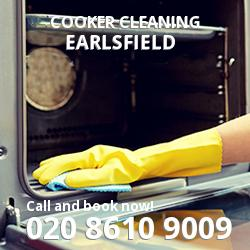 Earlsfield cooker cleaning SW18