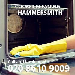 Hammersmith cooker cleaning W12