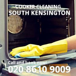 South Kensington cooker cleaning SW7