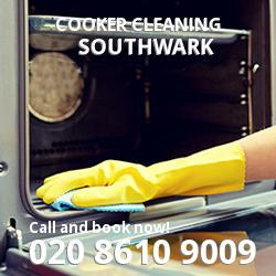Southwark cooker cleaning SE1