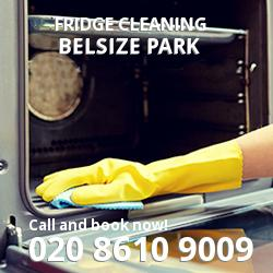 Belsize Park fridge cleaning NW3