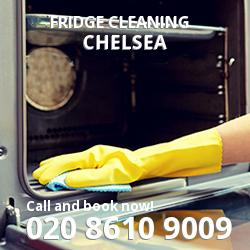 Chelsea fridge cleaning SW10