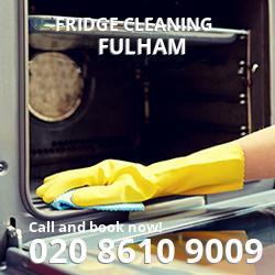 Fulham fridge cleaning W6