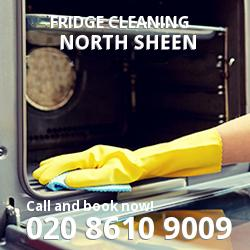 North Sheen fridge cleaning TW9