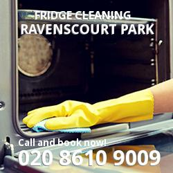 Ravenscourt Park fridge cleaning W6