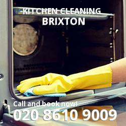 Brixton commercial kitchen cleaning SW2