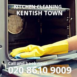 Kentish Town commercial kitchen cleaning NW5