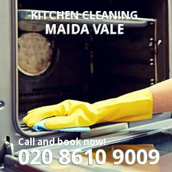 Maida Vale commercial kitchen cleaning W9
