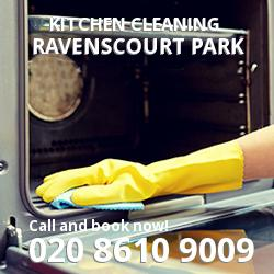 Ravenscourt Park commercial kitchen cleaning W4