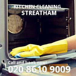 Streatham commercial kitchen cleaning SW16