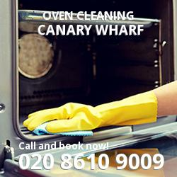 E14 Oven Cleaning Canary Wharf