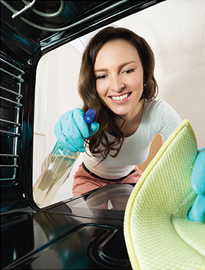 Quality Kitchen Cleaning EC2
