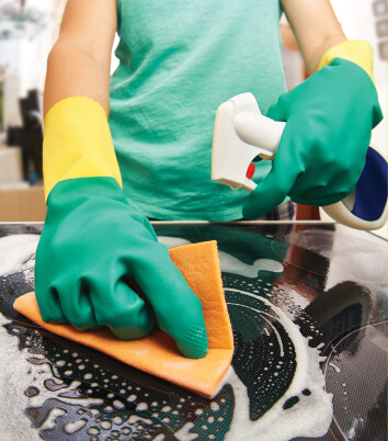 Cooker Cleaning Services
