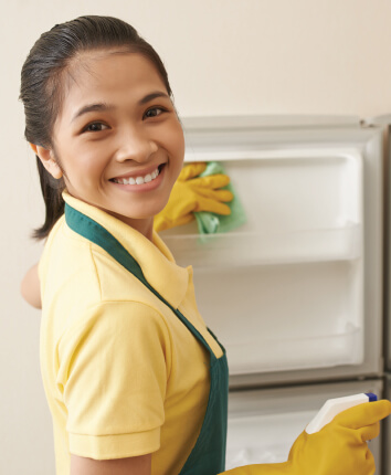 Domestic and Commercial Fridge Cleaning
