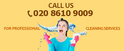 Contact us at 020 8610 9009  for a Free Cleaning Quote