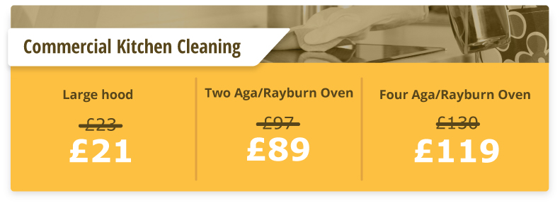 Prices for Furniture Cleaning Services in Islington
