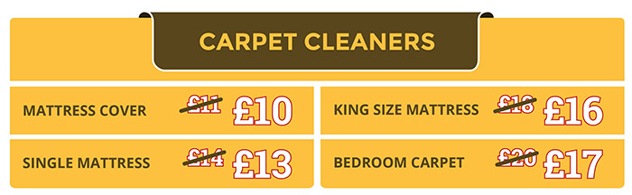 Hire Professional Carpet Cleaners across N8
